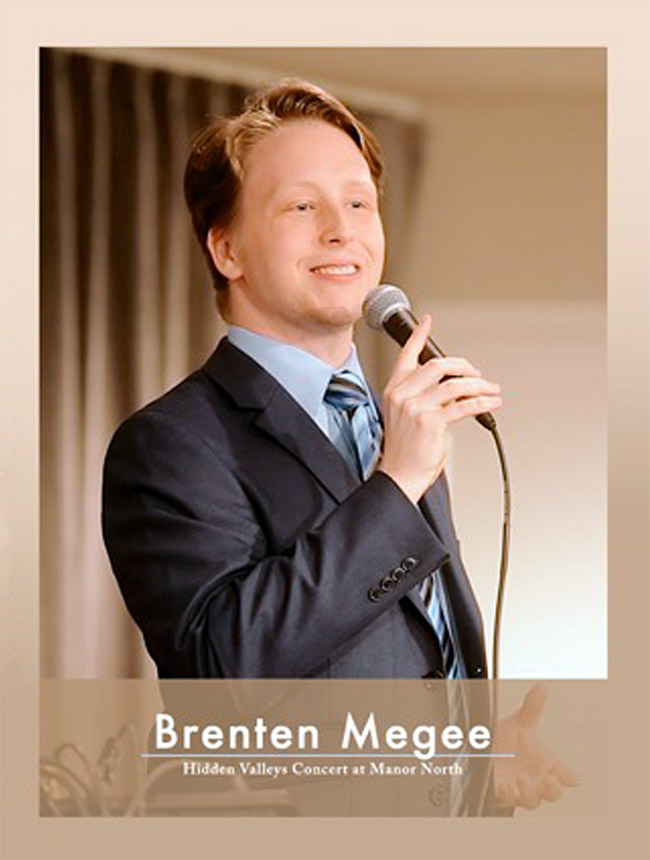 Brenten Megee CD cover